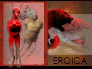 Eroica: A Hypermedia Fiction by Eugene Garber & Lynn Hassan