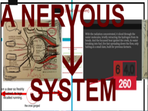 A Nervous System by Jason Nelson
